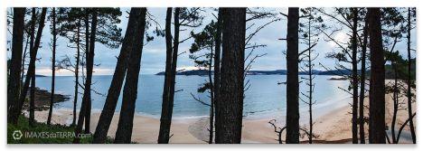 Comprar fotografía de Galicia Ría de Camariñas Paisaje Horizonte Decoración naturaleza