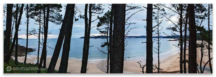 Ría de Camariñas Comprar fotografía de Galicia Ría de Camariñas Paisaxe Horizonte Decoración natureza
