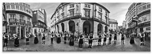 Gaiteiros con  Agarimo, Comprar fotografía Galicia Festas de Galicia A Coruña  Agarimo de  Catabois decoración