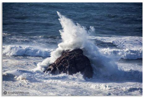 Ou  Centolo Fisterra, Comprar fotografía de Galicia Illote de Ou  Centolo en Fisterra Decoración natureza