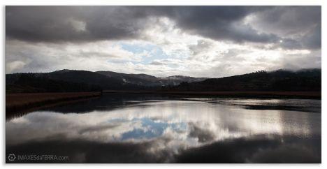 Comprar fotografía Galicia Ponte Nafonso Río Tambre Naturaleza Gallega Decoración Paisajes