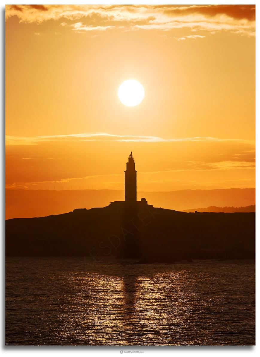 Amanecer Torre de Hércules