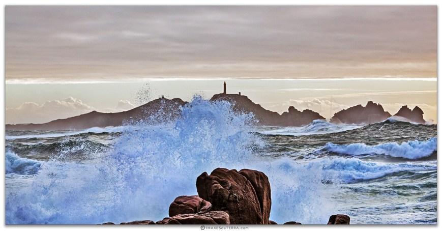 Faro de Cabo Vilan- Fotografías de Galicia para enamorar – Imaxesdaterra.com