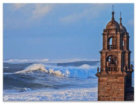 Virxen da barca Muxía, Fotografía de Galicia