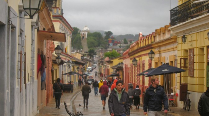 San Cristobal and Oaxaca