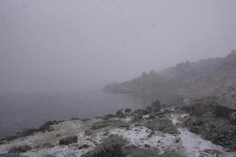 Lake 1, Darwin Canyon