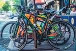 Monday - Delivery Bikes