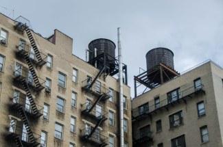 Saturday - Water Towers