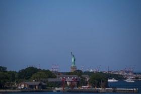 Sunday - Statue of Liberty