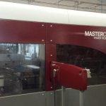 "Nuova macchina fustellatrice Bobst Mastercut ""Power Register"""