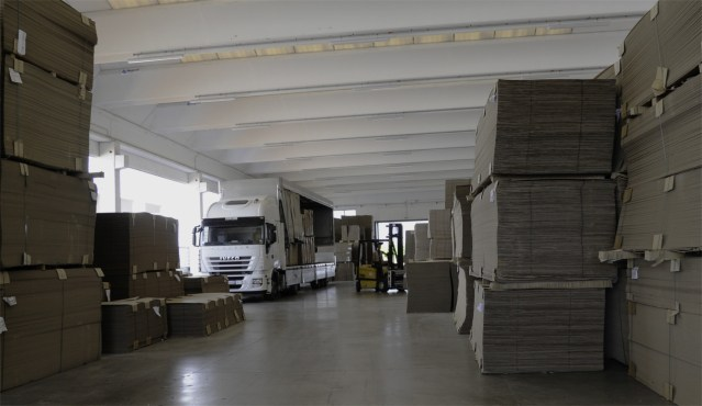 logistica trasporti packaging