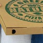 Scatole per la pizza