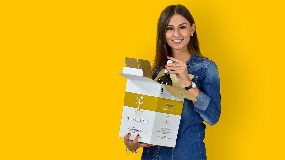 wine box scatole per bottiglie di vino