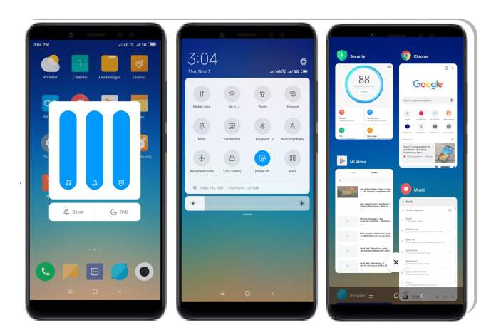 Miui 10 New feature