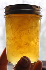 волшебная баночка с лимонно-имбирным мармеладом
