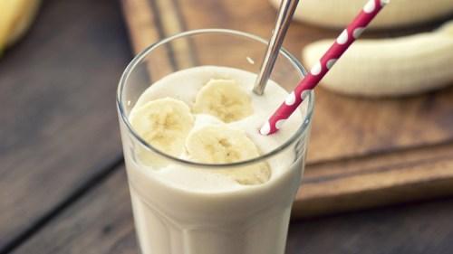 як приготувати імбирно-банановий смузі