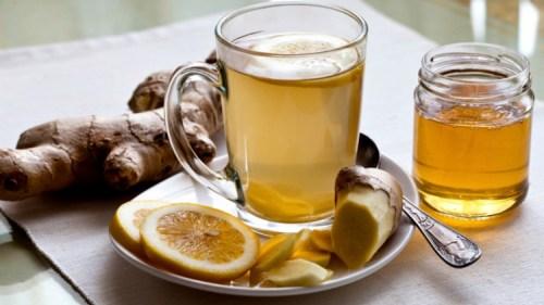 как приготовить освежающий имбирный чай