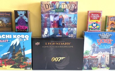 Here Are Several New Games From The Past Few Days!