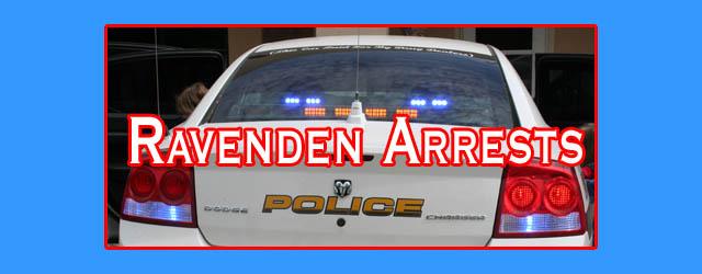 ravenden-arrests