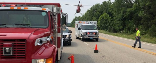 5 Injuries Reported In Single Vehicle Accident On Saturday