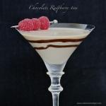 Chocolate Raspberry-tini