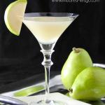 Triple Pear-tini