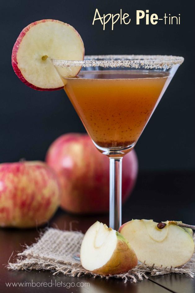 Apple Pie-tini