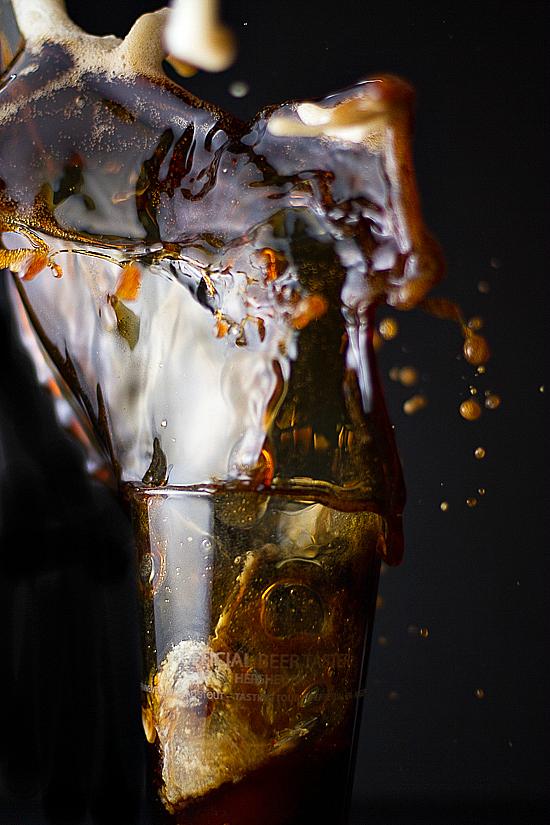 Irish Shots with Guinness, Baileys & Irish Whiskey (also commonly known as Irish Car Bombs)
