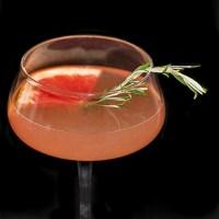 Grapefruit St. Germain Martini