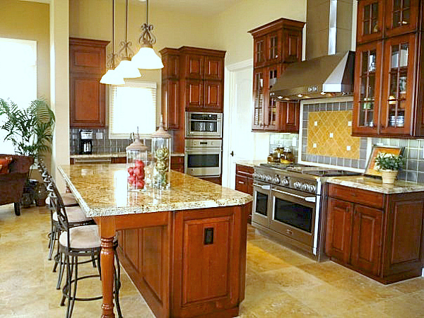 Beautiful kitchen in Point Loma, CA