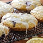Blueberry Lemon Muffin Tops
