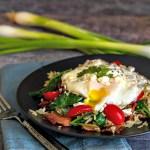 Baja Breakfast Rice