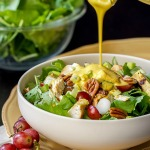 Chicken Salad with Curry Dressing
