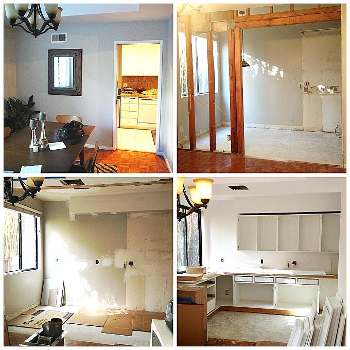 Kitchen Corner Collage