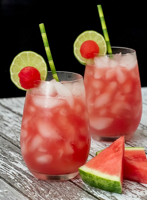 Watermelon Moscow Mule with fresh watermelon juice is the 6th of the 10 most popular recipe of 2015