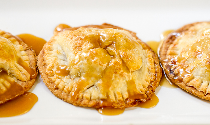 Caramel Apple Handpie_