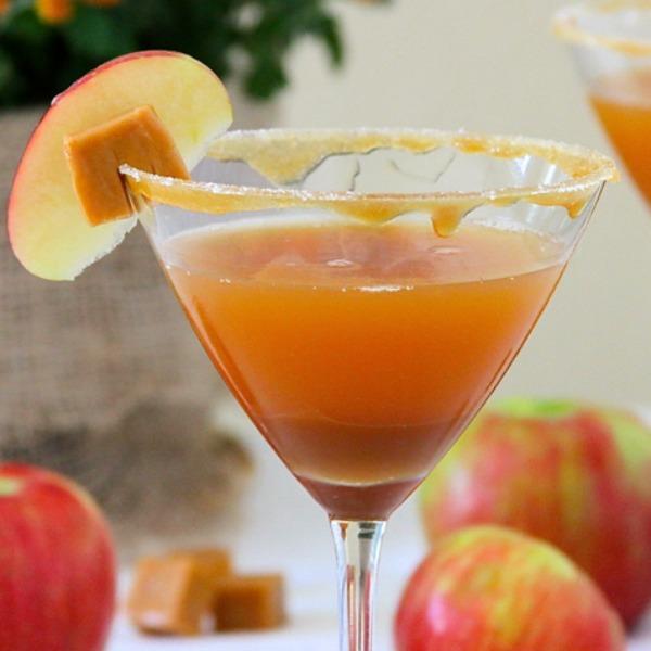 Caramel Appletini