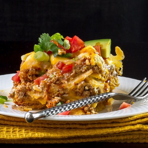 No. 5 of the 10 Most Popular Recipes of 2015 is this Mexican Taco Casserole