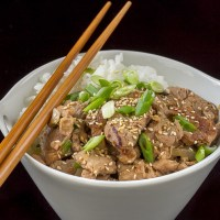 Stir Fried Ginger Pork