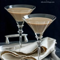 White Russian Martini