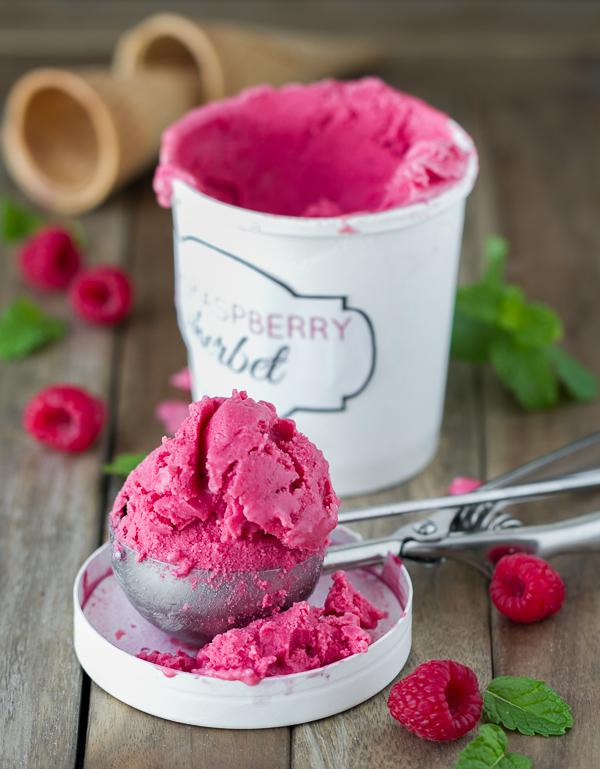 Raspberry Sherbet