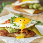 Southwestern Breakfast Stack