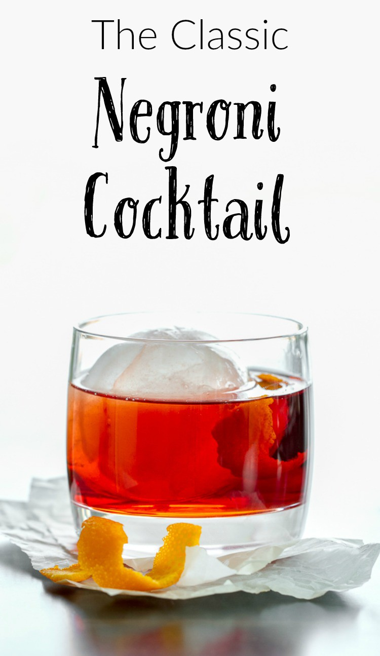 The Negroni cocktail is a classic. Made with gin, sweet vermouth and Campari. Also, a book review on the Negroni full of traditional and not so traditional recipes!
