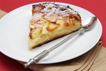 托斯卡纳苹果蛋糕
