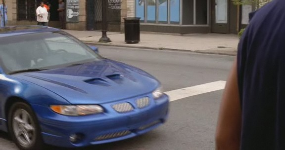 1998 Pontiac Grand Prix GTP GTX Daytona In