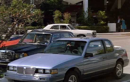 1985 Pontiac Grand Am In Miami Vice 1984 1989