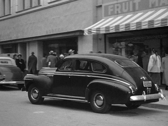 1941 Buick Special B Series Four Door Touring