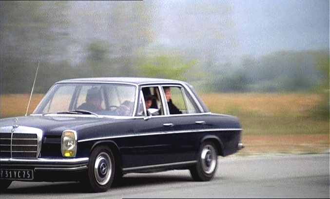 1968 Mercedes Benz 250 W114 In Le Silencieux