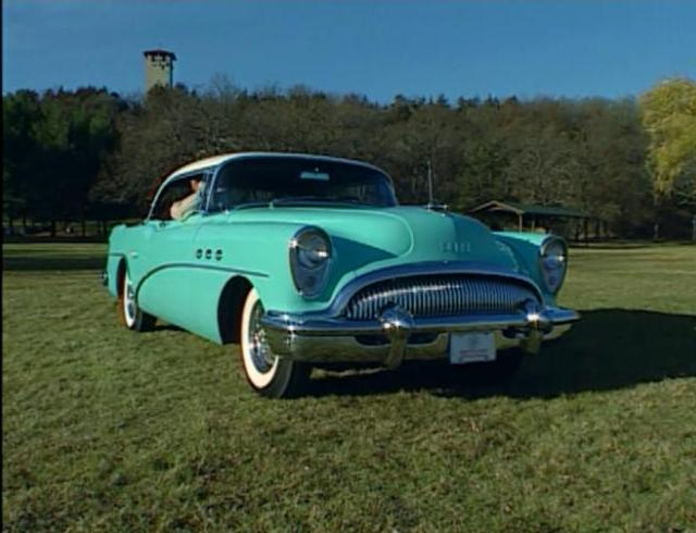1954 Buick Super Riviera In Cool Cars Of The