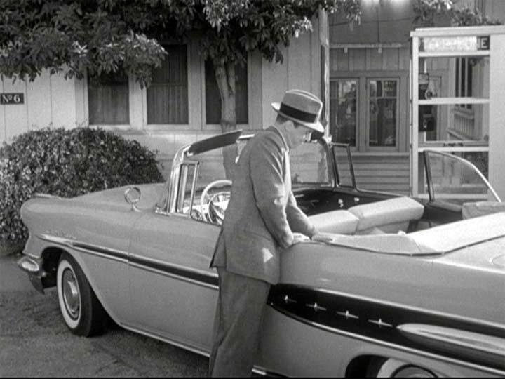 1957 Pontiac Star Chief Convertible 2867DTX